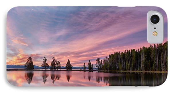 Pretty Is Pink IPhone Case by Jon Glaser