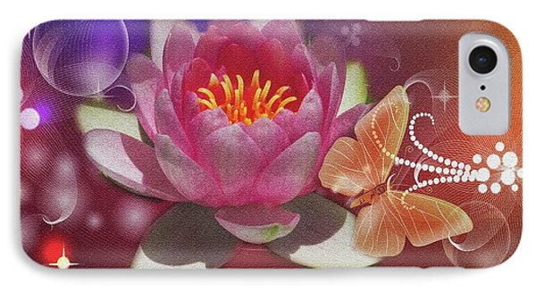 Pretty Items IPhone Case by Geraldine DeBoer