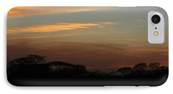 IPhone Case featuring the photograph Pretty Pastel Sunset by Ellen Barron O'Reilly