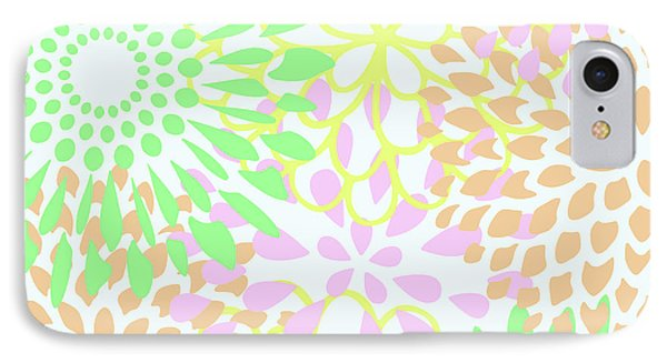Pretty Pastels IPhone Case by Inspired Arts