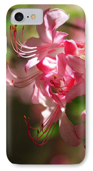 Pretty Pink Phone Case by Marty Koch
