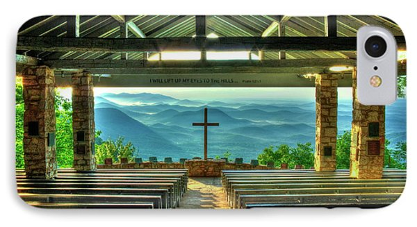 Pretty Place Chapel The Son Has Risen IPhone Case by Reid Callaway