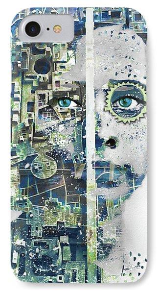 Pretty IPhone Case by Tony Rubino