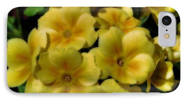 Pretty Yellow Primrose IPhone Case by Smilin Eyes  Treasures