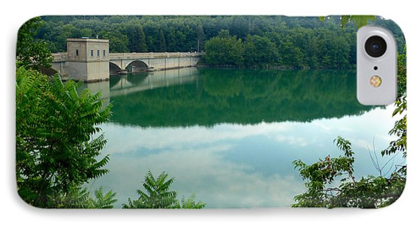 Prettyboy Reservoir Dam IPhone Case