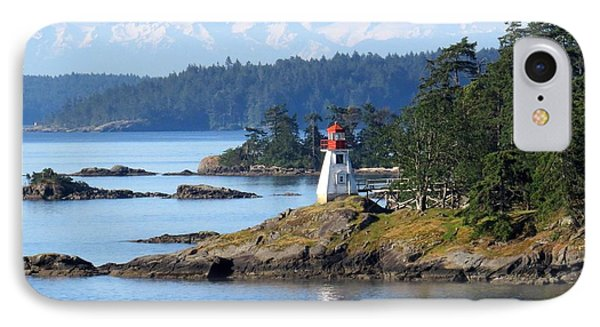 Prevost Island Lighthouse IPhone Case