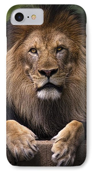 IPhone Case featuring the photograph Pride by Cheri McEachin