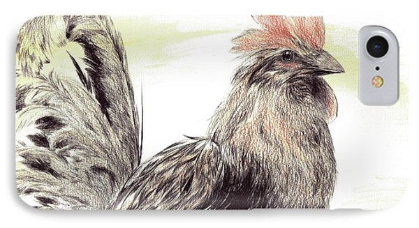 Pride Of A Rooster IPhone Case
