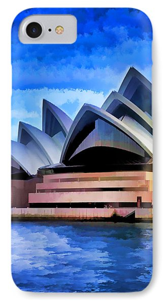 Pride Of Sydney Phone Case by Dennis Cox WorldViews