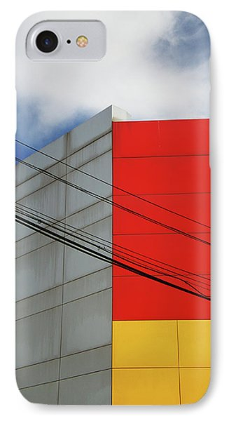 IPhone Case featuring the photograph Primarily 1 by Skip Hunt