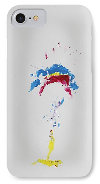 Primary Simple Genius IPhone Case by Contemporary Michael Angelo