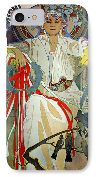 Primavera 1914 IPhone Case by Padre Art