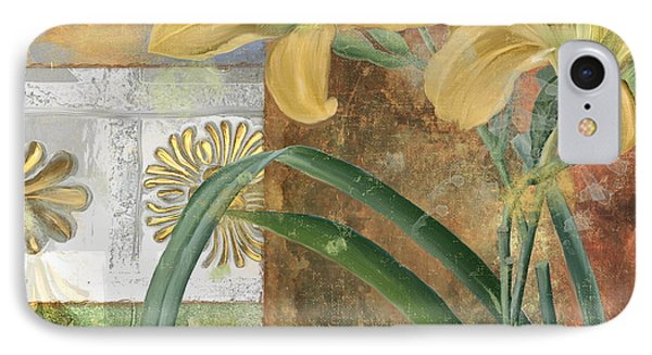 Primavera II IPhone Case by Mindy Sommers