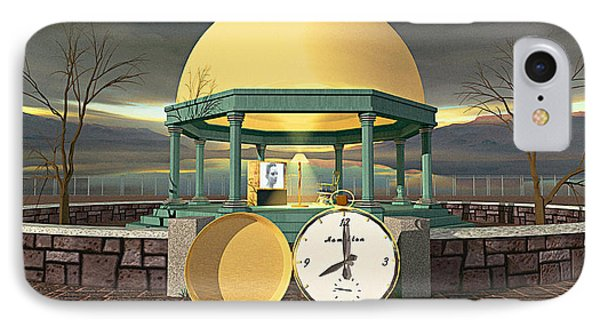 Prime Time Shrine Phone Case by Peter J Sucy