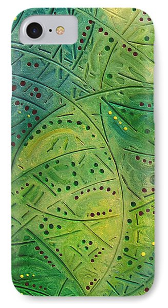 Primitive Abstract 2 By Rafi Talby Phone Case by Rafi Talby