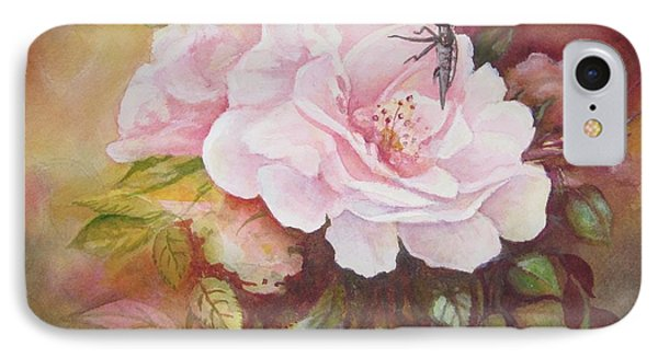 IPhone Case featuring the painting Primrose by Patricia Schneider Mitchell