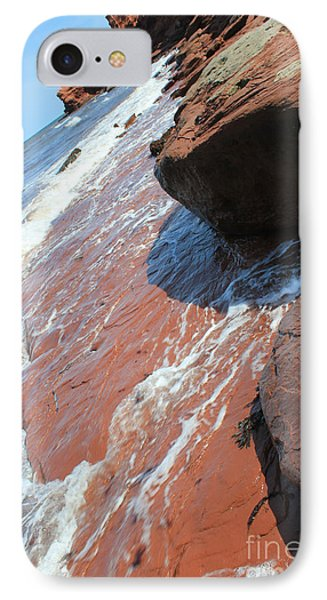 Prince Edward Island Ocean Shore IPhone Case by Wilko Van de Kamp