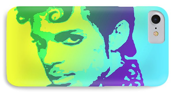 Prince IPhone Case by Greg Joens