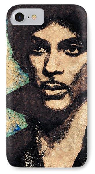 Prince Illustration IPhone Case