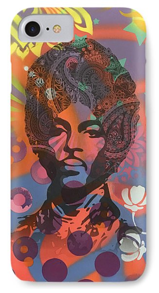 Prince Spirit IPhone Case by Dean Russo