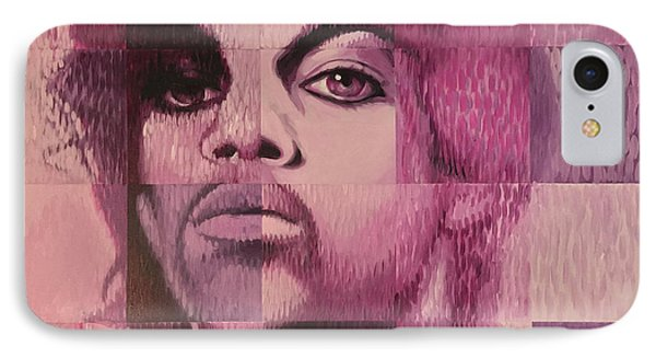 Prince IPhone Case by Steve Hunter
