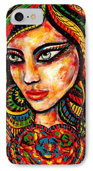 Princess Of Desire Phone Case by Natalie Holland