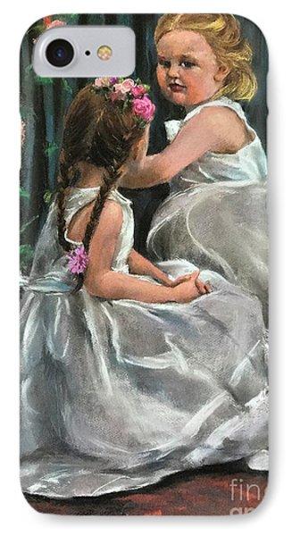 Princesses IPhone Case