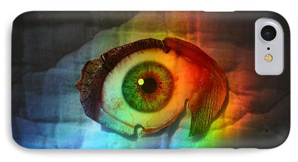 IPhone Case featuring the photograph Prismaeye by Douglas Fromm