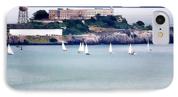 Prison Alcatraz San Francisco  IPhone Case