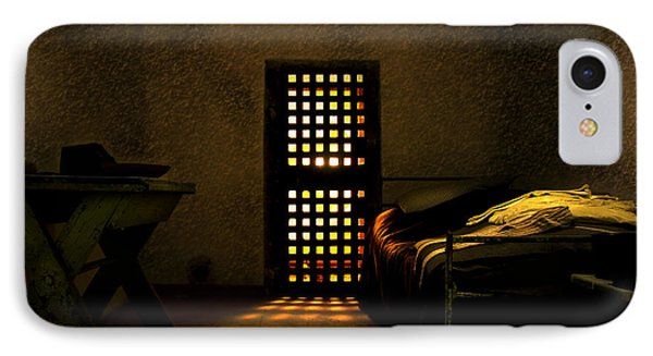 Prison Phone Case by Svetlana Sewell