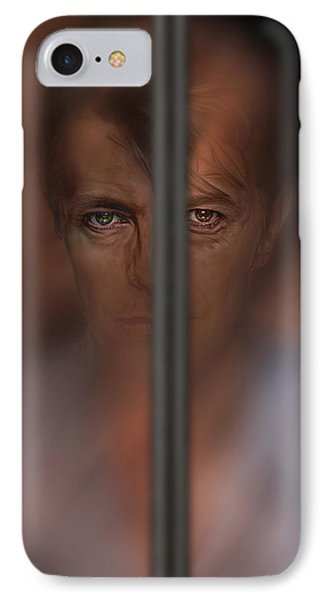 Prisoner Of Love IPhone Case by Pedro L Gili