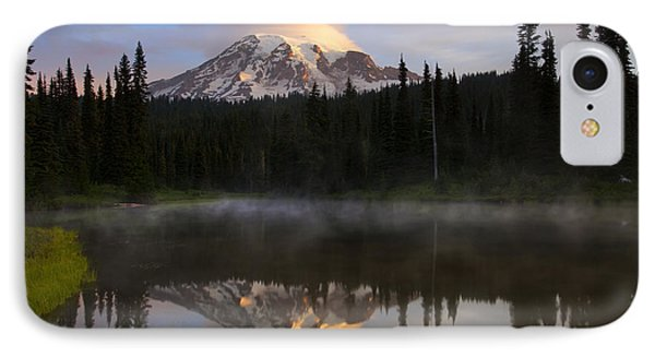 Pristine Reflections Phone Case by Mike  Dawson