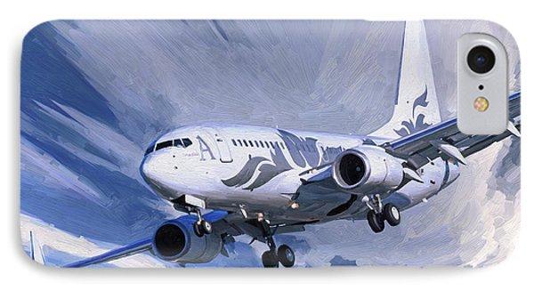 Private Jet M-ybbj IPhone Case