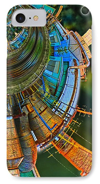Processing Point 2 Phone Case by Wendy J St Christopher