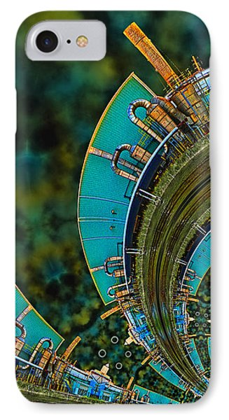 Processing Point 3 Phone Case by Wendy J St Christopher