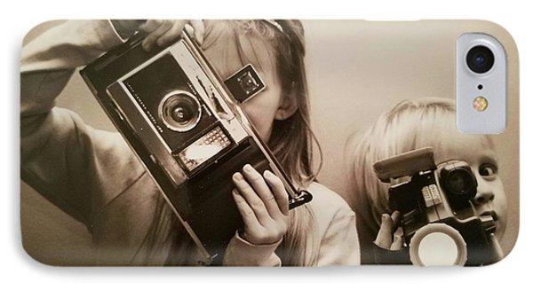 Professional Photographers IPhone Case by Scott D Van Osdol