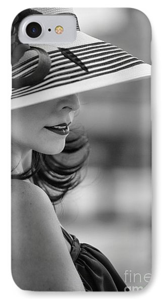 Profile IPhone Case by Linda Blair