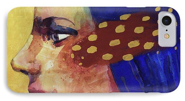 Profilo Di Donna Phone Case by Alessandro Andreuccetti