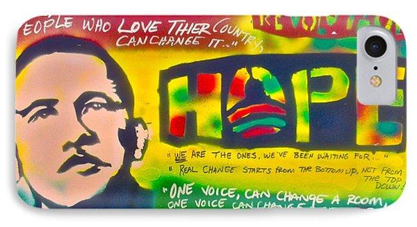 Progress IPhone Case by Tony B Conscious
