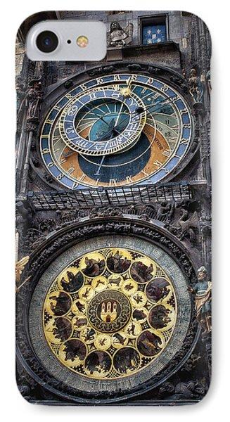 Progue Astronomical Clock IPhone Case