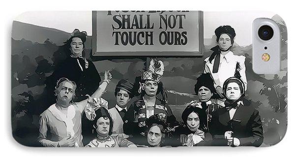 Prohibition Women IPhone Case