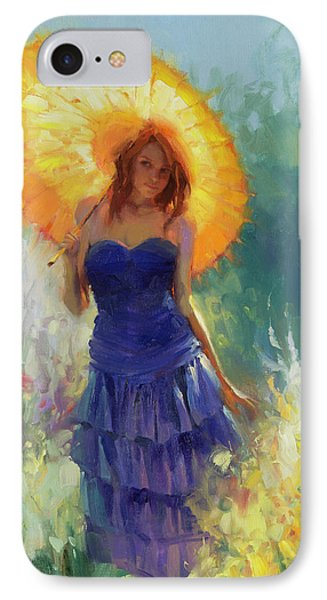 Promenade IPhone Case by Steve Henderson