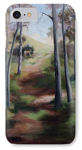 Promised Land IPhone Case by Brenda Thour