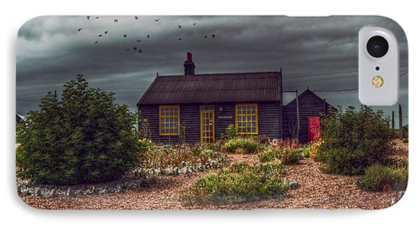 Prospect Cottage IPhone Case by Nigel Bangert