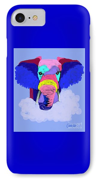 Protect Our Endangered Elephants IPhone Case