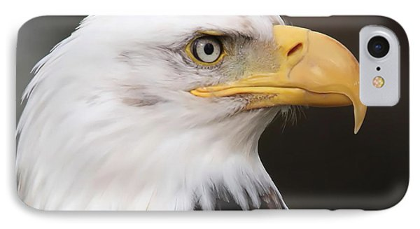 Proud Eagle IPhone Case