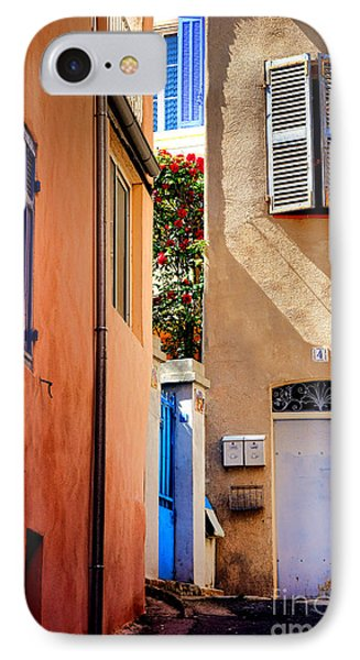 IPhone Case featuring the photograph Provencal Passage  by Olivier Le Queinec