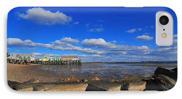 Provincetown IPhone Case by Catherine Reusch Daley