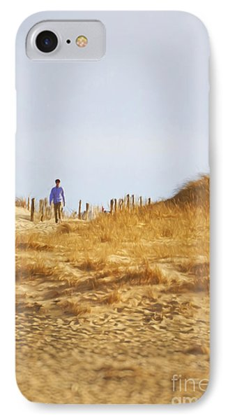 Provincetown I IPhone Case by HD Connelly
