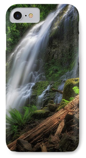 IPhone Case featuring the photograph Proxy Falls by Cat Connor